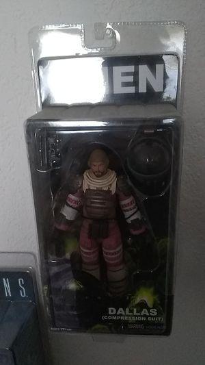 Alien (Dallas) action figure for Sale in Antioch, CA