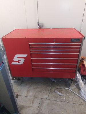 snap on rap around tool box for Sale in Portland, OR