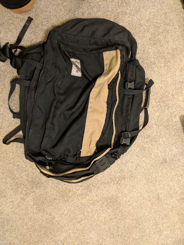 Jan Sport backpack / duffle bag