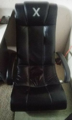 Rocker X game chair (ace bayou) for Sale in Woodhaven, MI