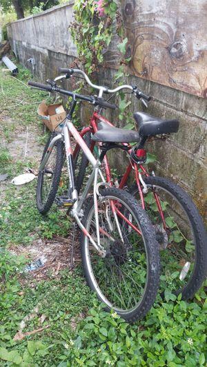 "2 mens bike 26"" for Sale in Miami Gardens, FL"
