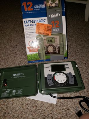 Iragation system timer for Sale in Murfreesboro, TN