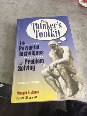 The Thinker's Toolkit for Sale in Delaware, OH