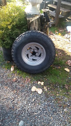 Custom tires and wheels for Sale in Orting, WA