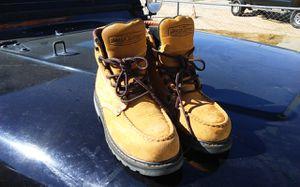 Jesse James steel toe work boots for Sale in Hesperia, CA