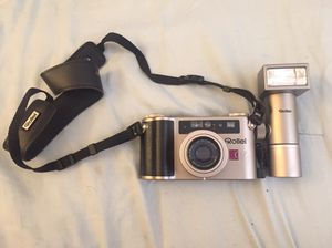 Rollei QZ 35T Camera with Flash for Sale in Philadelphia, PA