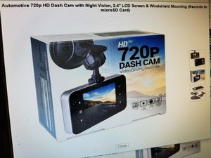 QUALITY DASHCAM WITH MICRO SD CARDS RECORDING for Sale in Los Angeles, CA