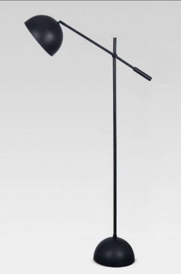 Leanne Ford Black Floor Lamp Project 62 For Sale In