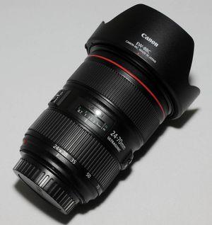 Canon 24-70 II for Sale in Elk Grove, CA