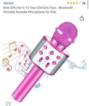 Karaoke microphone Brand New!!! for Sale in San Tan Valley, AZ