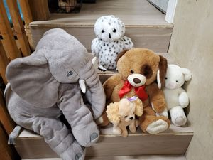 Stuffed animal toys for Sale in Vancouver, WA