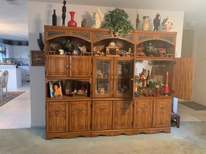 Wall unit for Sale in Spring Hill, FL