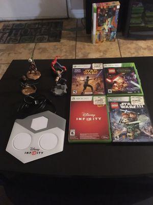 Disney Infinity Xbox 360 for Sale in Las Vegas, NV