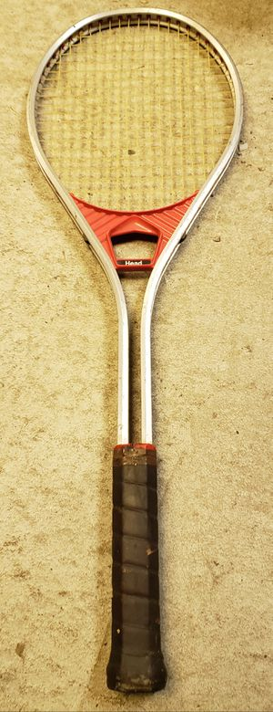 amf head professional flex tennis racket for Sale in Chicago, IL