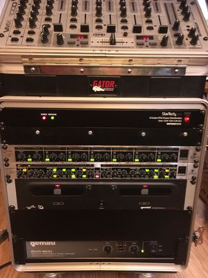 Pro Audio Equipment / amplifier / speakers for Sale in Shelby, NC