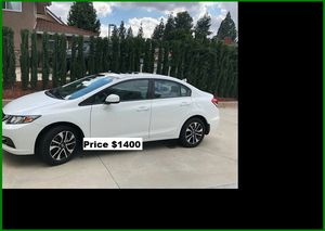 Price$1400 Honda Civic EXL for Sale in Salina, KS
