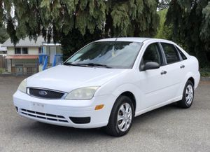 2007 Ford Focus for Sale in Lakewood, WA