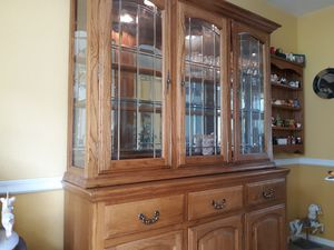 China cabinet in great shape! for Sale in Arvada, CO
