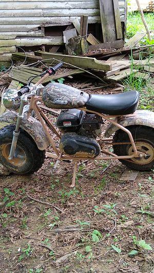 Coleman ct200u- ex minibike for Sale in Guysville, OH