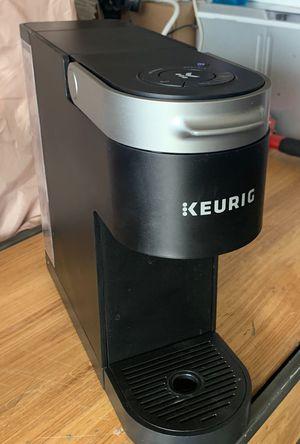 Keurig K slim single serve coffee maker black open box never used excellent condition for Sale in Las Vegas, NV