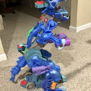 The Imaginext Ultra Ice Dino for Sale in Naperville, IL