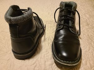 Steve Madden Genuine Leather Boots, men's size 10 for Sale in Vancouver, WA