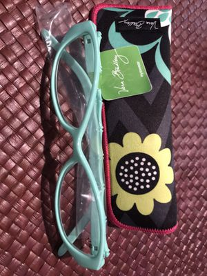 New Vera Bradley Retro reading glasses, +150 for Sale in Silver Spring, MD