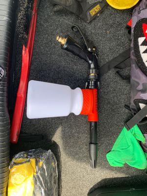 Foam sprayer for car for Sale in Snellville, GA