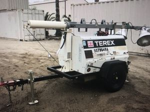 2012 Terex Light Tower with 6kW generator for Sale in Diamond Bar, CA