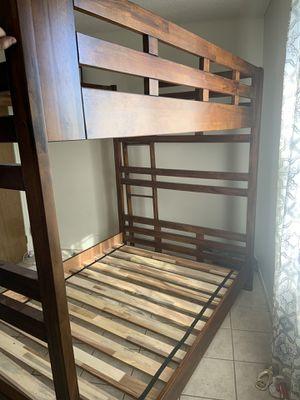 Bunk Bed Frame for Sale in Harlingen, TX