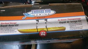 Kayak ceiling storage straps for Sale in Creve Coeur, MO