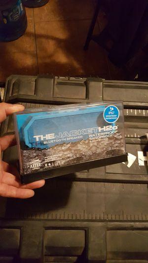 The jacket H20 Bluetooth speaker for Sale in Buckeye, AZ