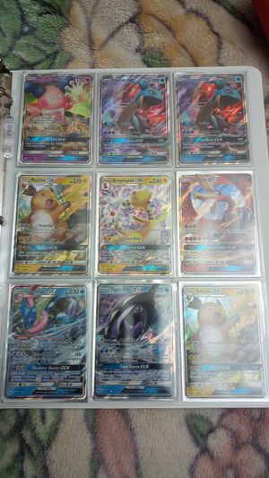 80 EX GX + 100 Holo Near Mint Pokemon Cards for Sale in Aurora, CO