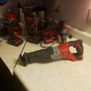 Milwaukee tools for Sale in Richmond, VA