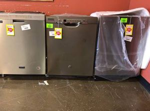 $Stainless Steel Dishwashers$ R3 for Sale in Houston, TX