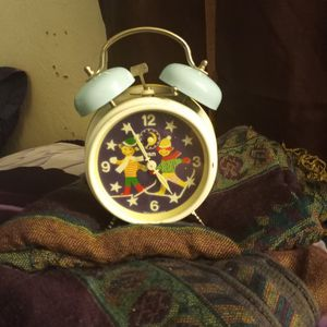 Very Old Alarm Clock for Sale in San Jose, CA