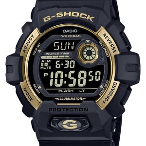 Casio G-Shock black & Gold Men Watch G8900GB-1 for Sale in Miami, FL