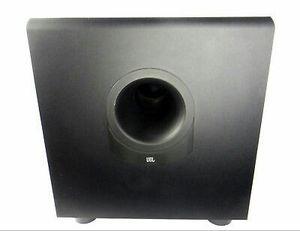 JBL SUB160 160 Watt Powered Subwoofer Bass Amplified Black Box RCA Input EUC for Sale in Brooklyn, NY