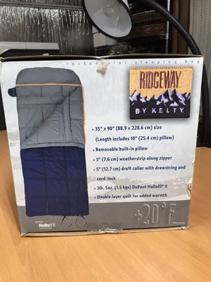Sleeping bag camping for Sale in Yucaipa, CA