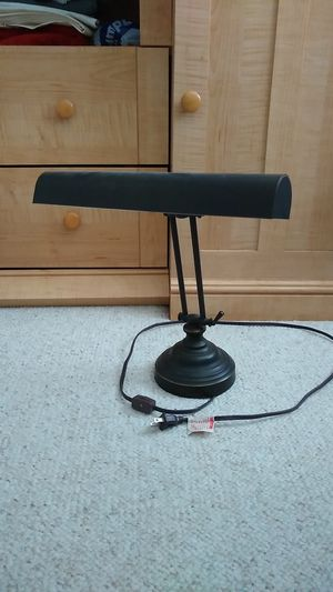 Floating Industrial Desk Lamp Light for Sale in San Marcos, CA