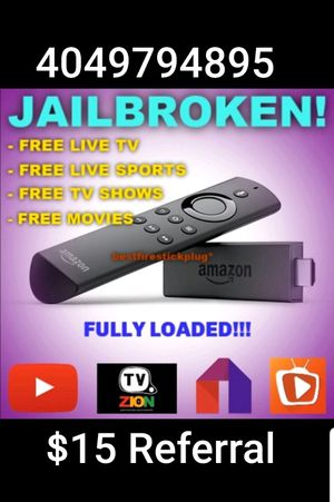 AMAZON FIRESTICK UPDATES!! for Sale in Chicago, IL
