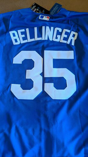 New Cody bellinger large dodgers jersey for Sale in Tucson, AZ