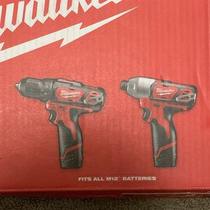 Milwaukee M12 + 2-Tool Combo Kit for Sale in Silver Spring, MD