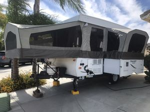 POP UP TRAILER FLAGSTAFF MAC 2015. 10k . for Sale in Menifee, CA