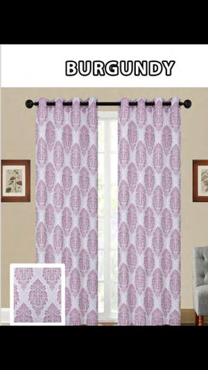 2 pcs set of curtain for Sale in Los Angeles, CA