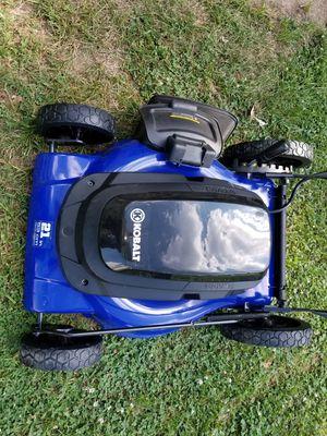 Kobalt corded Lawn mower for Sale in Halethorpe, MD