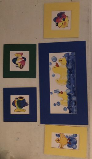 WADDLES IN THE TUB PICTURES for Sale in Raleigh, NC