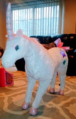 Melissa & Doug Plush Unicorn for Sale in Springfield, VA