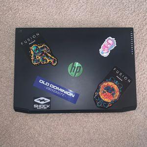 "HP - Pavilion 15.6"" Gaming Laptop - AMD Ryzen 5 - 8GB Memory - NVIDIA GeForce GTX 1650 - 256GB SSD for Sale in Reston, VA"