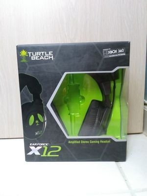 TURTLE BEACH EAR FORCE X12 GAMING HEADSET for Sale in Plantation, FL